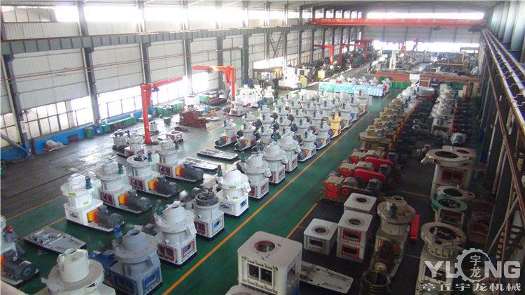 宇龙机械厂房